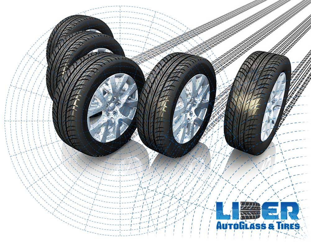Autoglass and tires