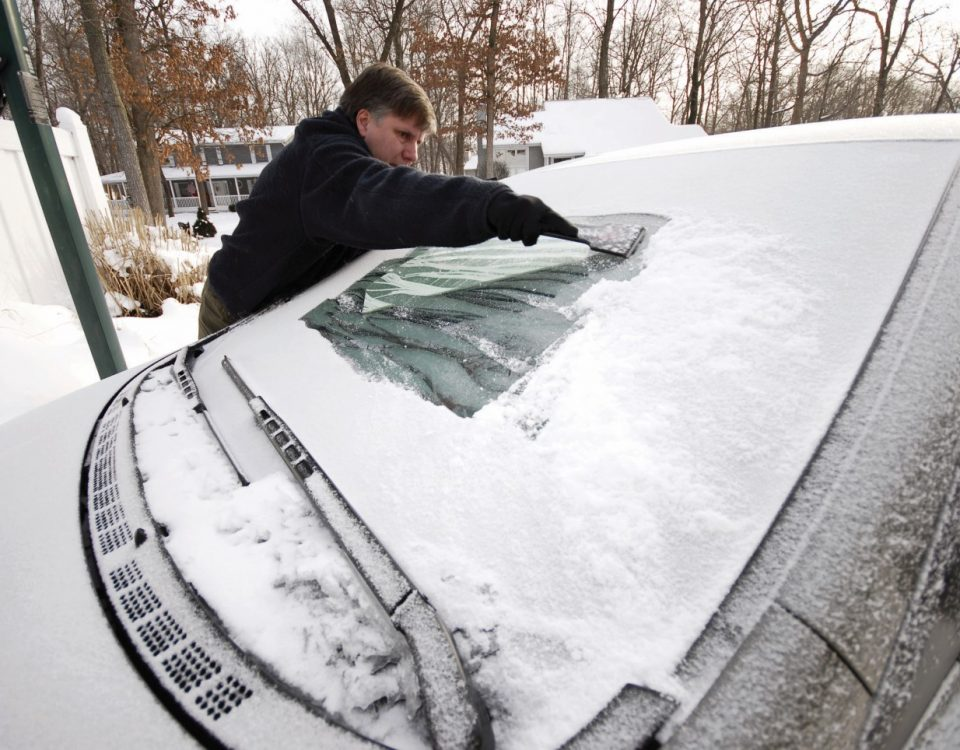 Windshield Care tips